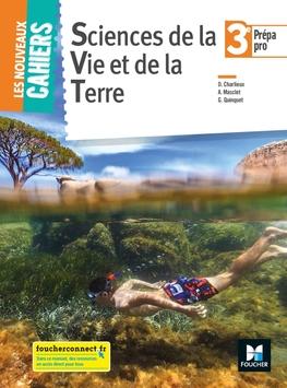 Les Nouveaux Cahiers Svt 3e Prepa Pro Ed 2018 Manuel