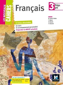 Les Nouveaux Cahiers Francais 3e Prepa Pro Ed 2017